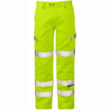 Pulsar P346 Hi-Vis Combat Trouser (High Vis Yellow)